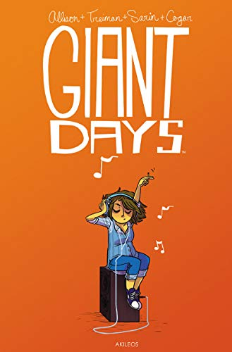 Giant Days T2 par Joh Allison
