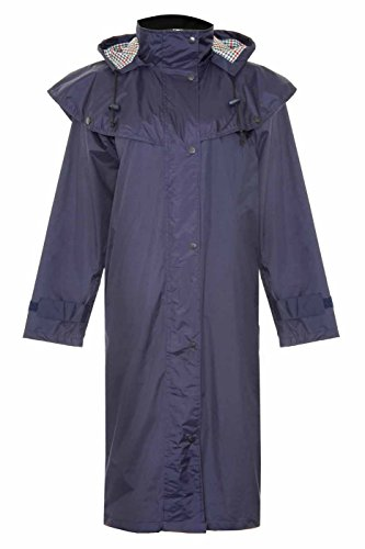 41yGWabIrBL BEST BUY #1Colour: NAVY BLUE | Size: 10 | Use: Womens equestrian horse windproof wet weather warm price Reviews uk