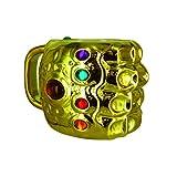Marvel Avengers Infinity War Taza Desayuno Gauntlet Infinity War Los Vengadores,...