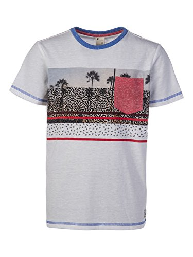 Für Jungen Kiefer-t-shirt (Protest KIEFER JR T-SHIRT Seashell 140)