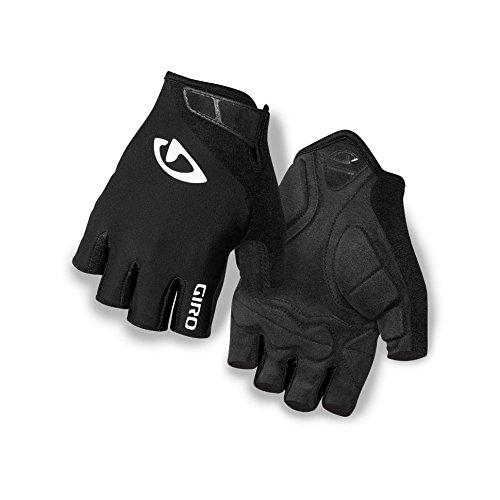 Giro Jag Fahrrad Handschuhe kurz schwarz 2016: Größe: L (9)