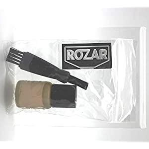ROZAR® Premium Electric Shaver Lubricating Oil, Maintenance Kit for All Shavers, Trimmers, and Hair Clippers