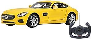 "Jamara 405071 ""40MHz Mercedes AMG GT 1:14 Manual Door Juguete"