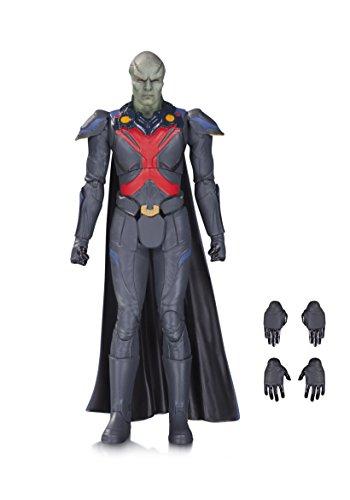 "Image of DC Comics NOV160374 ""Supergirl Martian Manhunter"" Action Figure"