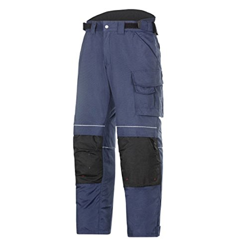 SNICKERS WORKWEAR 3619 - PANTALONES  COLOR NAVY-SCHWARZ  TALLA 154