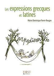 Petit livre de - Les expressions grecques et latines