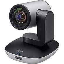 Logitech PTZ Pro 2 Sistema de videoconferencia, PC/Mac (reacondicionado)