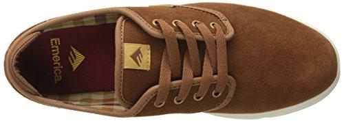 EmericaWino Cruiser Lt - Sneaker uomo Marrone (Marron (Brown/Brown/208))