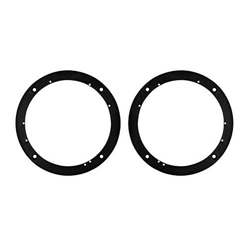 METRA Universal 1/2Kunststoff Spacer Ringe für 6-1/2Zoll Lautsprecher, 5.25