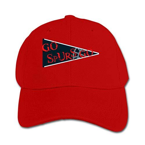 Xl995 Go Spurs Go Fire Slogan Hats,Men\'s and Women\'s Baseball Caps