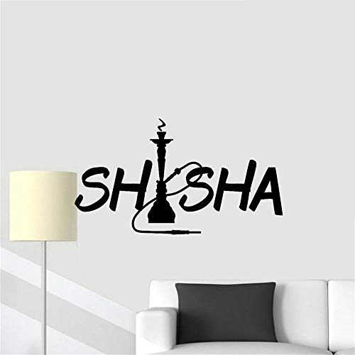 Wandtattoo Wohnzimmer Shisha Bar Hookah Raucherzimmer