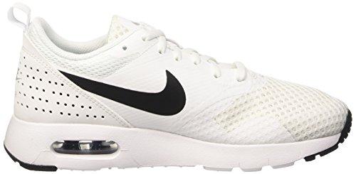 Jovem gs branco Preto Nike Ginástica Lg Tavas Max Ar Branco qx4n8X7E4