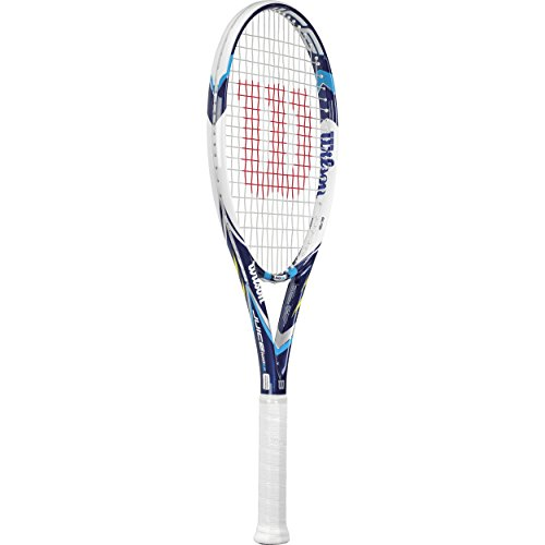 Wilson Unisex Tennisschläger Juice 100UL, mehrfarbig, 4,125, WRT71930U1
