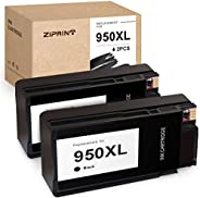 ZIPRINT Compatible Ink Cartridge Replacement for HP 950XL 950 for Officejet Pro 8600 8100 8610 8615 8620 8625