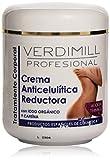 Verdimill Profesional - Crema anticelulítica reductora, 500 ml
