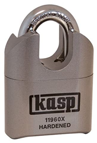 Kasp 119 High Security Combination Padlock 60mm Close Shackle