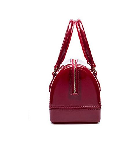 Handtaschen Kissen Tasche Tasche Süßigkeiten Tasche Handtasche Einfache Atmosphäre Elegant White