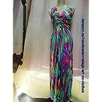 vestido lycra talla unica
