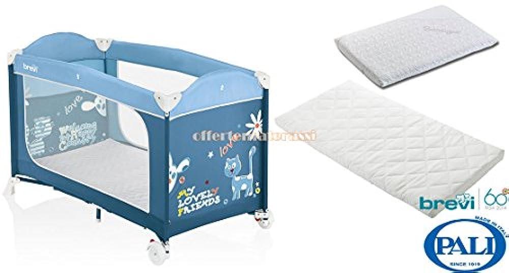 Купить детские кроватки для путешествий effetto casa ✓ brevi dolce