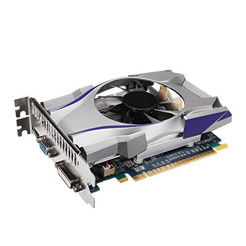 Equickment GT730 4 GB DDR5 128Bit PCI-Express-Grafikkarte für Esport Gaming (Pci-express Ddr5)