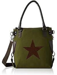 Bags4Less Damen Stern-Mini Umhängetasche, 32x34x44 cm