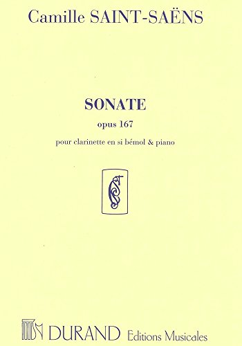 Sonate Op.167 Mib Maj. - Clar/Po