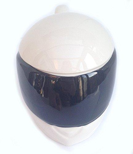 Motorrad Helm Tasse