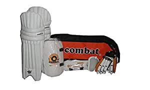 Combat Regular Quality Complete Cricket Set Without Cricket Bat-Youth