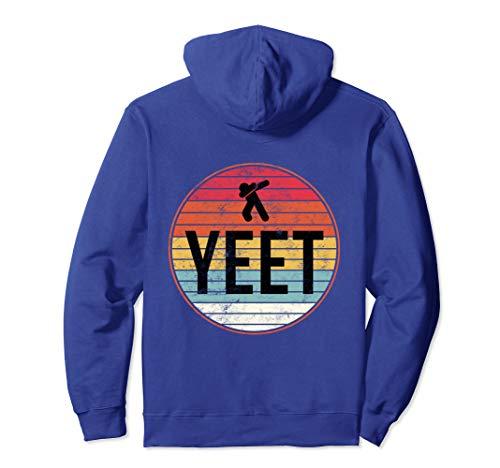 Yeet Dank Meme Geschenk Für Kinder Lustiges Basketball-Zitat Pullover - Retro Basketball Kostüm