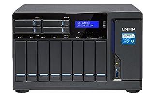 QNAP TVS-1282T3-i7-32G, Thunderbolt-3-NAS-System, Intel 14 Prozessoren, schwarz (B06Y15X343) | Amazon price tracker / tracking, Amazon price history charts, Amazon price watches, Amazon price drop alerts