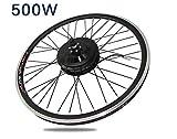 GZFTM 500 W 36 V / 48 V Elektrische Fahrrad vorderrad Motor modifizierten Mountainbike elektrofahrrad Motor e-Bike Motor