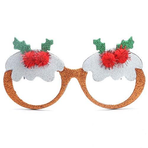 (GAIGAI Weihnachtsartikel, Urlaub Artikel, Pudding Gläser, Personalisierte Dekorationen, lustige Spielzeug, Urlaub Artikel)