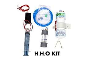 Aqua Power Hho Kit, Fuel Saver, Aqua Power For Bikes