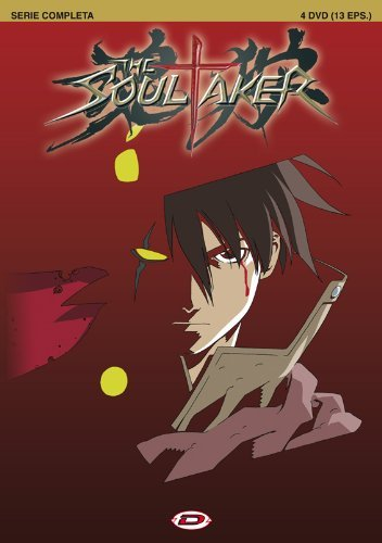 Soul Taker - Complete Box Set (4 Dvd) by Karl Willems