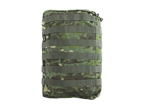 BE-X Stapelbare Tasche -Shingle extra gross- mit MOLLE - multicam tropic