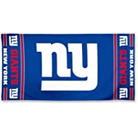 "Offizielles NFL ""New York Giants"" Strandhandtuch, Badetuch in 75x150 cm"