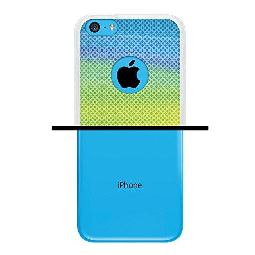 iPhone 5C Hülle, WoowCase Handyhülle Silikon für [ iPhone 5C ] Basketball Handytasche Handy Cover Case Schutzhülle Flexible TPU - Transparent Housse Gel iPhone 5C Transparent D0502
