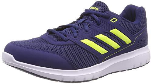 adidas Duramo Lite 2.0, Scarpe Running Uomo, Blu Dkblue/Shoyel/Ftwwht, 42 2/3 EU