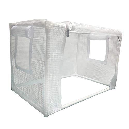 Schildeng tenda anti-zanzara protettiva per piante grasse in serra calda per interni ed esterni