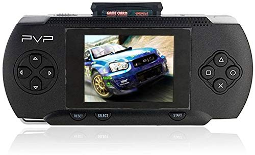 Toyvala TV Video Game PVP 2017 1 GB with Charger, TV Audio Video Cable, Lithium Battery, Two Cassette, User Manual (Black)