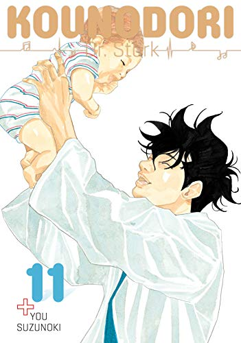 Kounodori: Dr. Stork Vol. 11 (English Edition)