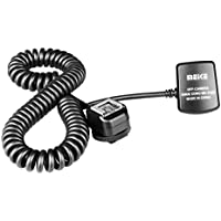Meike – mk-fa02 TTL Off-Camera flash cable extendido 3 ms trabajo para Sony cámara y flash con mi puerto