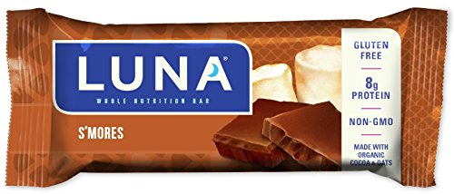 Clif Bar S'mores Luna Bar (15x1.69 Oz) (1.69 Ounce Bars)
