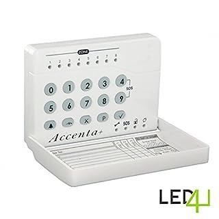 Accenta LED Keypad