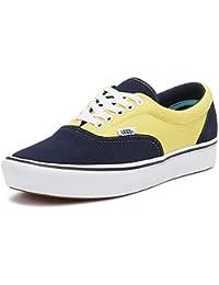 Zapatillas Vans Comfycush Era (Suede Canvas) Azul 44.5 e300d56fa67