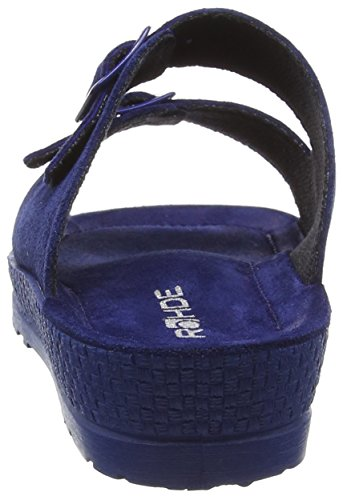 Rohde - 1420, Sandali Donna Blu (Blue (54))