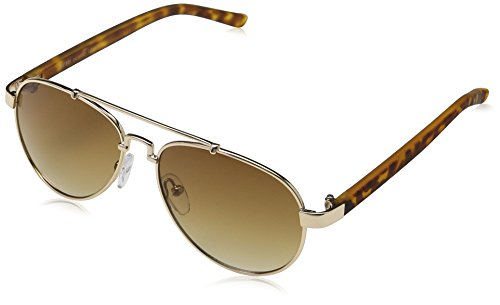 MSTRDS Jungen Sonnenbrille Mumbo Youth, Gr. One size, Gold (gold/brown 5169)