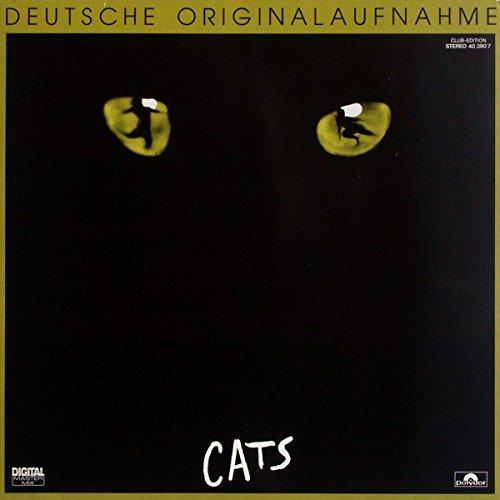 Cats (Deutsche Originalaufnahme) [Vinyl LP]