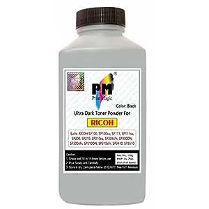 Print Magic Toner Powder For Ricoh Laser Printer Cartridges - 100gm