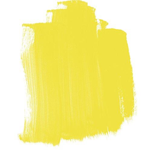 Daler Rowney System 3 Heavy Body Acrylic Paint Lemon Yellow (651) 150ml